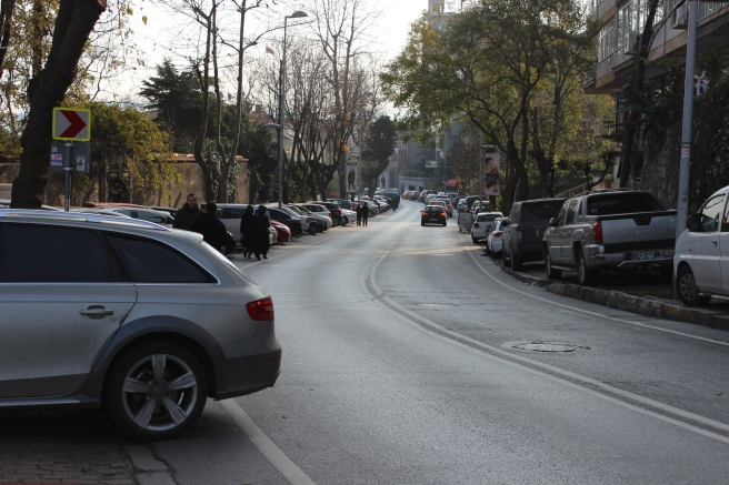 İstanbul dan  bir kare